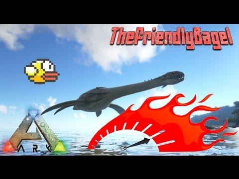 Ark Max Speed! Plesiosaur