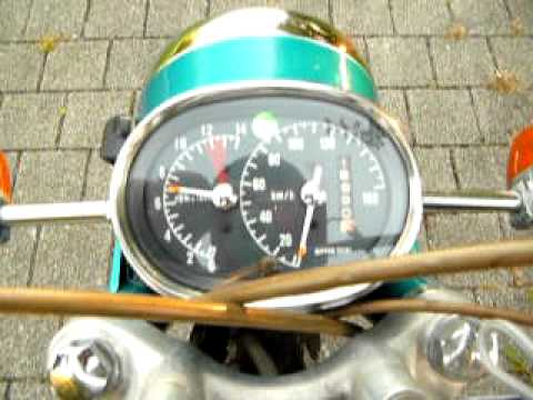 honda cb 125 k3 twin 1970 youtube. Black Bedroom Furniture Sets. Home Design Ideas
