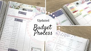 My ENTIRE Budget Process | Budgeting Start to Finish | UPDATED |