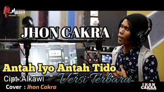 Download Lagu Antah Iyo Antah Tido - Alkawi   Cover   Jhon Cakra   Dendang Minang Remix Versi Terbaru 2020 mp3