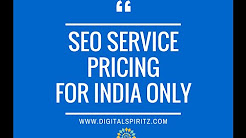 Search engine optimization ( SEO ) Pricing , Cost & Packages in India . ( FOR INDIA ONLY )