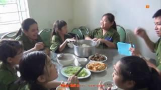 """Chương trình """"Học làm chiến sỹ công an"""" tỉnh Lạng Sơn lần thứ I năm 2017 - Ngày thứ nhất: Làm quen"""