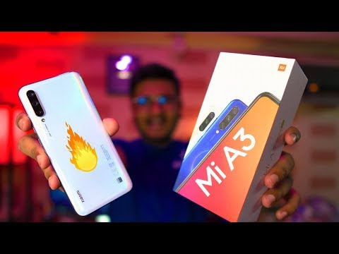 Xiaomi Mi A3 Unboxing | Android One Type Scene Hai!