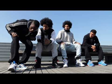adidas MEGALIZER Les Twins, Bboy Lamine, Bboy Mounir | YAK FILMS