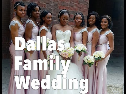 Vlog | Dallas Nigerian Family Wedding - ifyyvonne