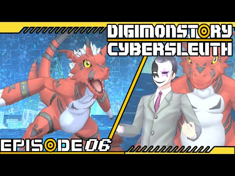Digimon Story : Cyber Sleuth - Ep 6 : First Boss ''Growlmon'' + Zaxon Forums