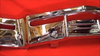 1969 Buick Skylark Front Bumper