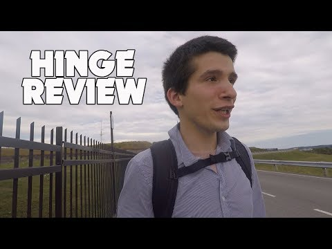 Hinge Dating App Adverticement In NYC 8-27-19 from YouTube · Duration:  8 minutes 37 seconds