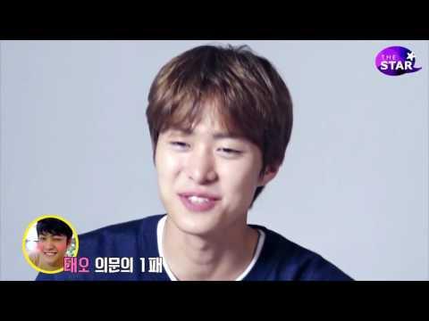 """도영 공명 형제 (동형제 귀여운 """"미안해"""") NCT Doyoung 5urprise Gongmyoung"""