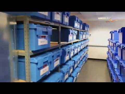 Performing Virtual Audit for Key Pharma Customer