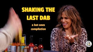 Hot Ones Guests React to Sean Shaking the 'Last Dab' (Seasons 1-9)