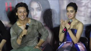 Baaghi Movie Promotions 2016   Tiger Shroff   Shraddha Kapoor