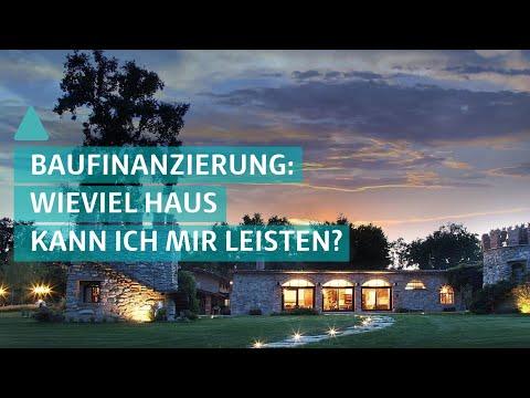Immobilie: So vermeiden Sie Fehler bei der Baufinanzierung - Der Traum vom Eigenheim |BAUEN & WOHNEN