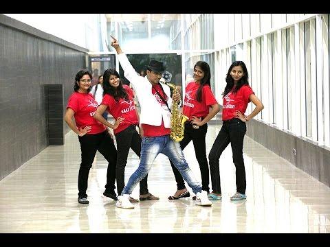 Yo Yo Honey Singh: Aankhon Aankhon| dance | choreography | saadstudio