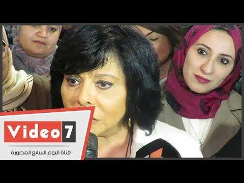 إسعاد يونس: -المرأة المصرية بتشتغل 24 ساعة وبدأت تتفرد على نساء العالم-  - نشر قبل 19 ساعة
