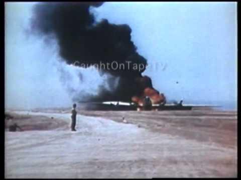 Dramatic B-29 Crash Landings