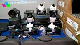 Embajada de Taiwán dona al MINJUVE equipos para videoconferencias