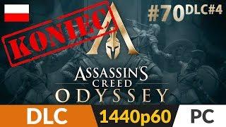 ASSASSIN'S CREED ODYSSEY PL  DLC #3 (odc.70)  Zakon i pożegnalna misja z dodatku