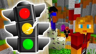 "Minecraft BROKEN MiniGame ""RED LIGHT, GREEN LIGHT!"" RAGE with The Pack!"