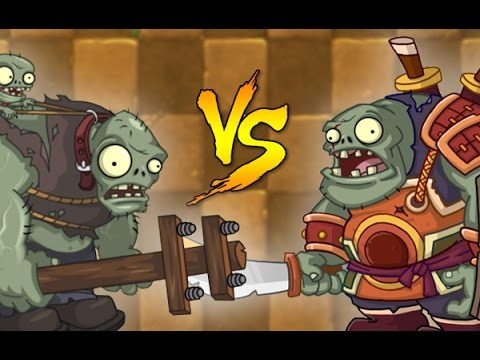 Plants Vs Zombies 2 Jefe Final Kung Fu World Vs Zombistein