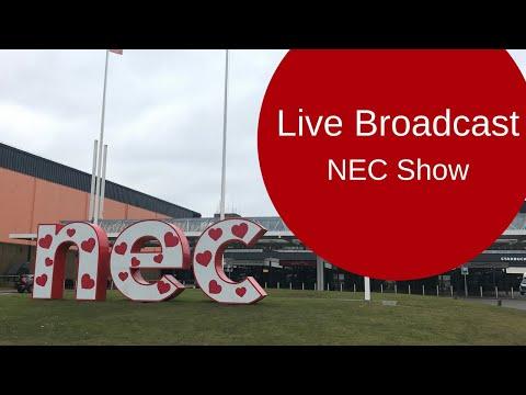 🔴 Live Broadcast - Pre-NEC Show