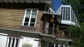 Смотреть видео vatravel.ru  Музей-усадьба И.Е.Репина