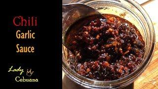 Chili Garlic Sauce - Siomai Sauce - Dimsum sauce