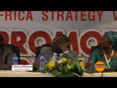 GHANA'S URBAN DIARIES (Cities Alliance Conference)
