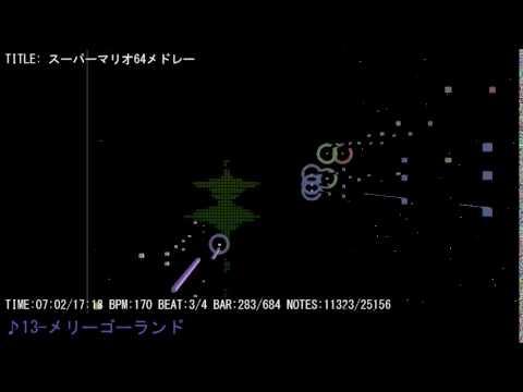 【MIDI】Super Mario 64 Medley【24 Songs】