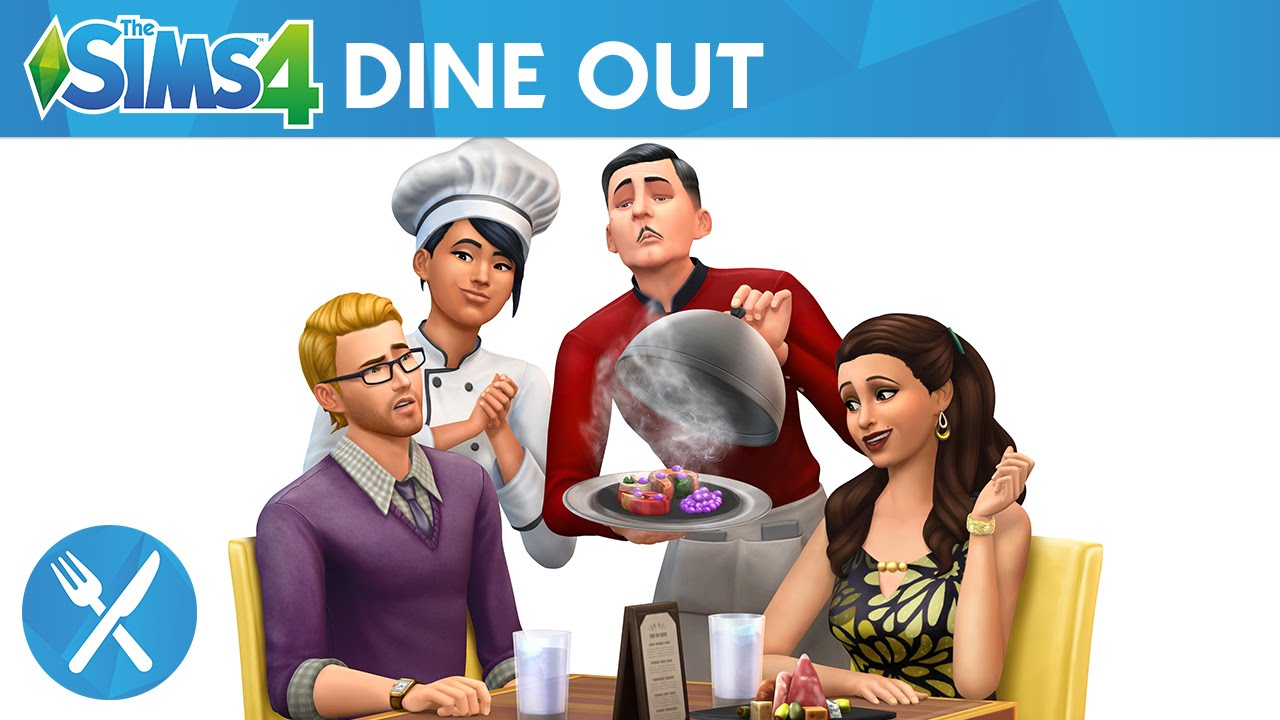 The Sims™ 4 Dine Out - Official Site