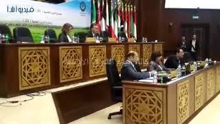 افتتاح الدورة 61 للمكتب التنفيذي لمجلس وزراء النقل العرب بمقر الأكاديمية العربية للعلوم والتكنولوجيا