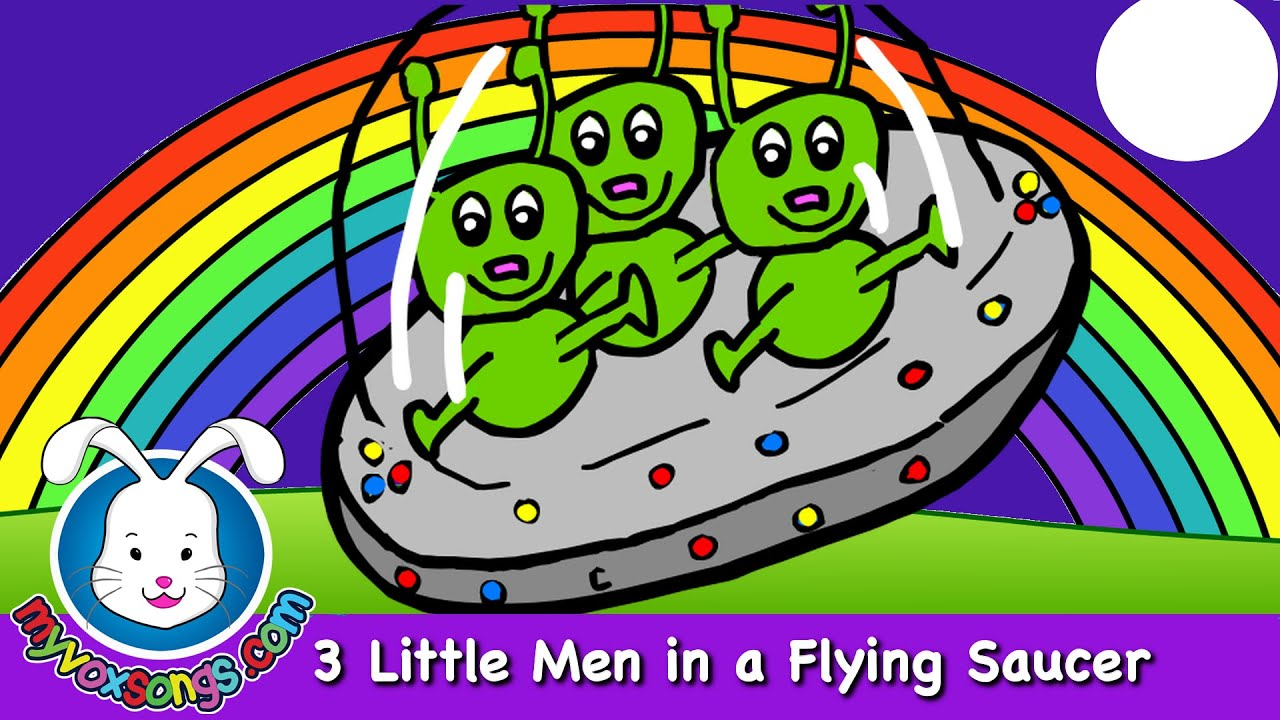 flying saucers and the three men pdf