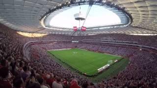 Polska - Gruzja 13 czerwca 2015 - piorunująca końcówka