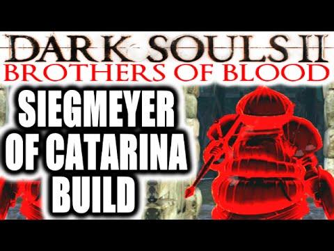 Siegmeyer Build Dark Souls