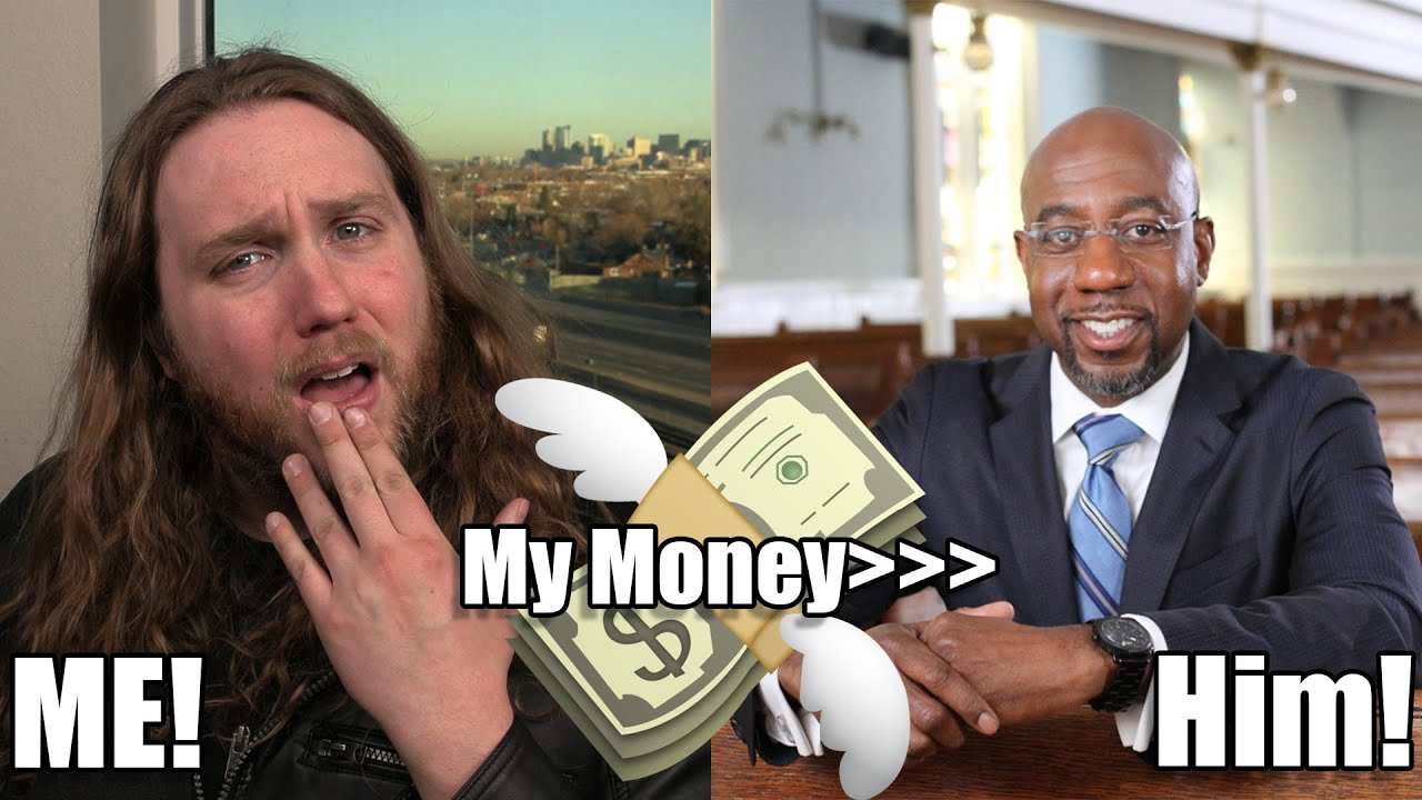 Wait, What? Why Did I Give MONEY to a PASTOR?