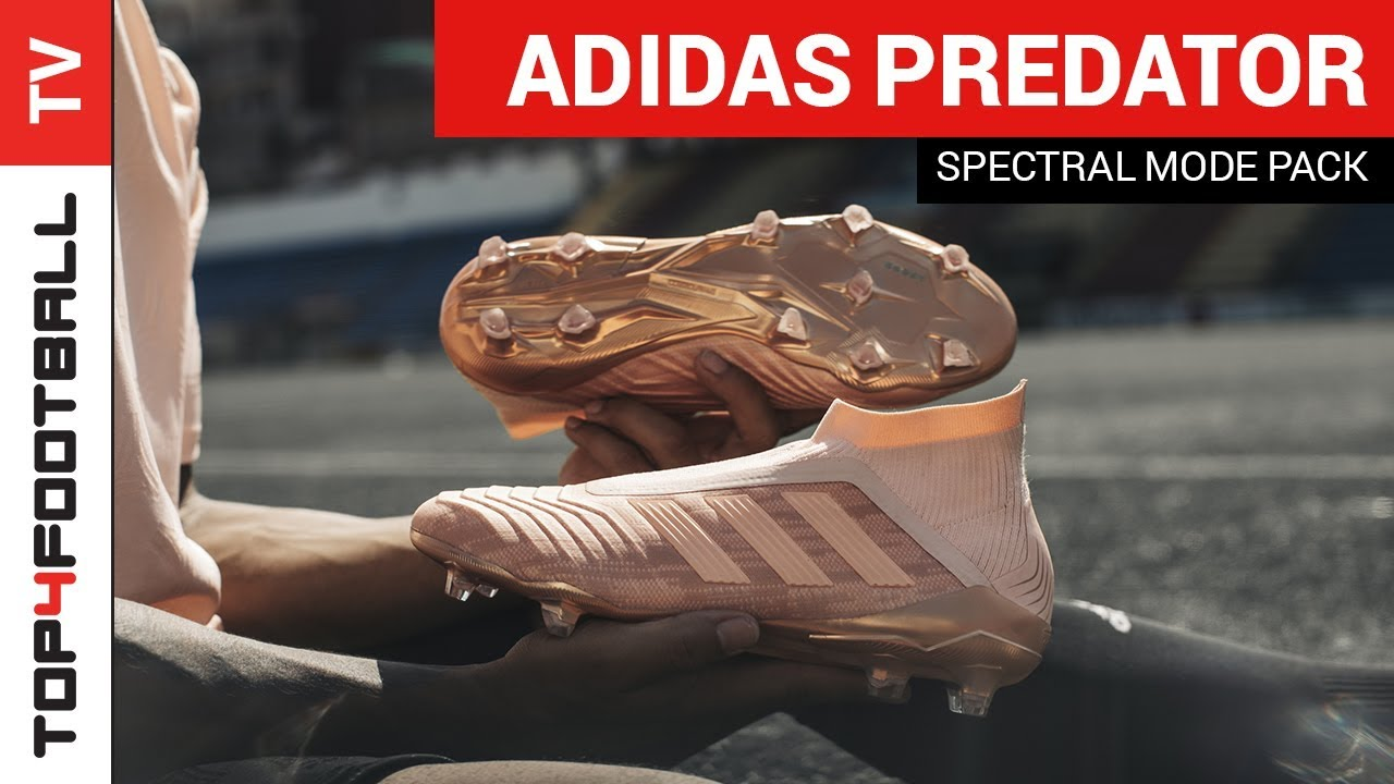 adidas Predator unboxing - Spectral Mode Pack - YouTube 2ff0a1e91