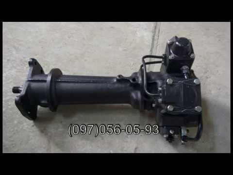 Т-40 гидроусилитель руля - YouTube