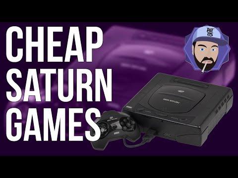 5 Must Own Cheap Sega Saturn Games   RGT 85