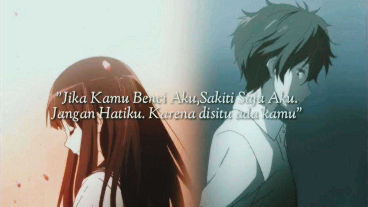 410 Gambar Kata Bijak Anime HD Terbaru