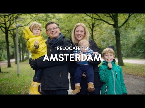 Relocate to Amsterdam: Where the Happiest Kids Live
