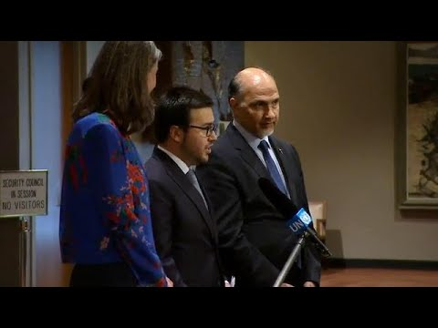 Netherlands and Afghanistan on Afghanistan - Security Council Media Stakeout (17 September 2018)
