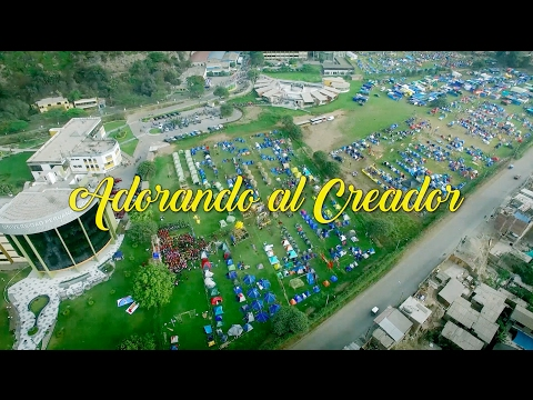 Karaoke - Adorando al Creador / III Campori UPN