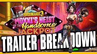 Borderlands 3   DLC TRAILER SECRETS?! - What You Might Have Missed