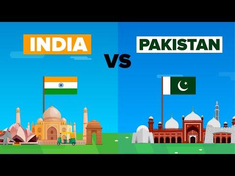 India vs Pakistan - Who Would Win (Military Comparison 2020)