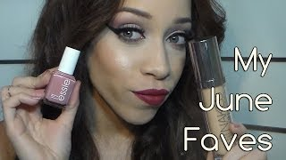 MY JUNE FAVES 2014 | JustJasmine24 Thumbnail