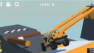 OFFROAD MANIA GAME LEVEL 1-8 WALKTHROUGH