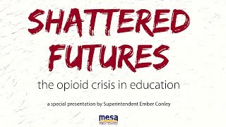 Shattered Futures: the opioid crisis in education