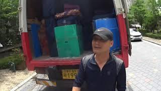 광주 신용동 첨단2지구 제일풍경채 13층 포장이사 6월…