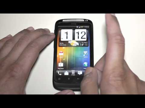 HTC Desire S (ICS) Ice Cream Sandwich First Look