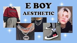 ⭐︎E boy 𝑨𝒆𝒔𝒕𝒉𝒆𝒕𝒊𝒄 ⭐︎// Finding your aesthetic #29